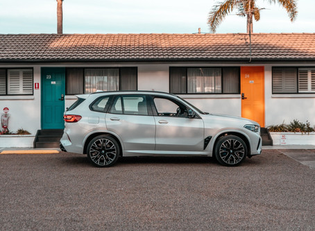 WEEKEND CRUISE | 2020 BMW X5 M COMPETITION