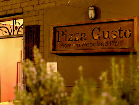 THE MAKER | PIZZA GUSTO