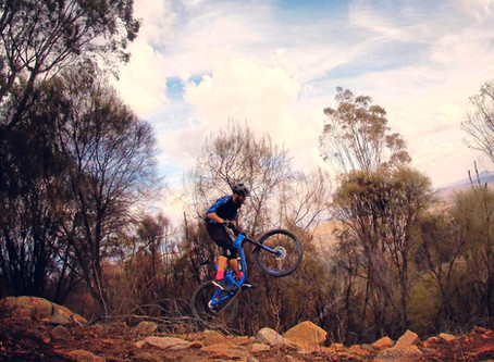 THE BEST TRAILS AT STROMLO FOREST PARK