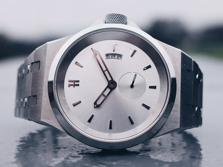 THE MAKER | HALLAM WATCHES