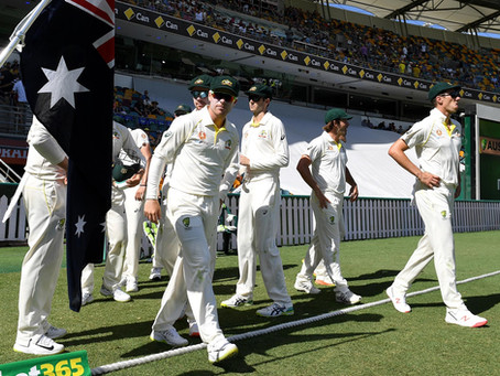 TEST CRICKET COMES TO CANBERRA