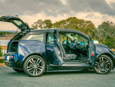 BMW i3s REVIEW   IS ELECTRIC THE FUTURE
