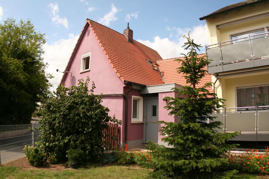 Haus Babette von außen