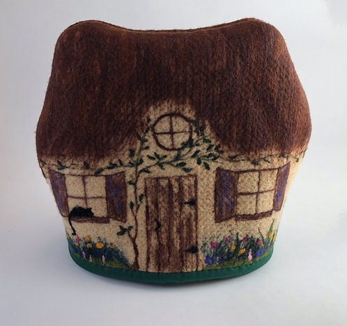 Tea Cozy House Pattern