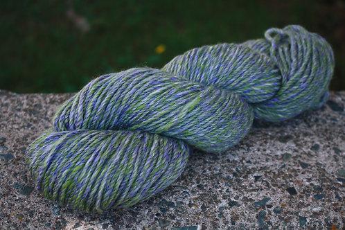 Spring Violet Tweed