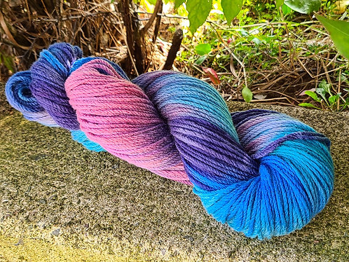 Coral Reef - Worsted