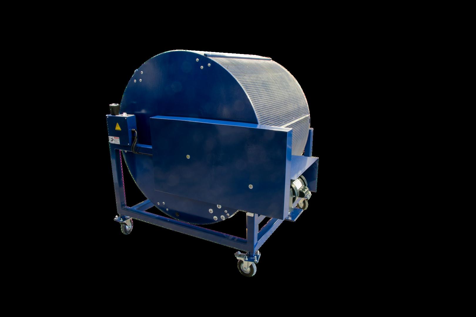 Tumbler machine