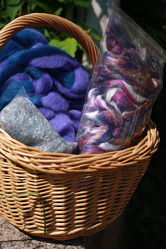 Art Yarn Kits