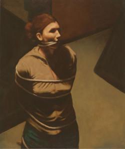 Andrea as Insurgent #2
