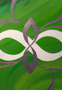 creation intuitive, lemniscate