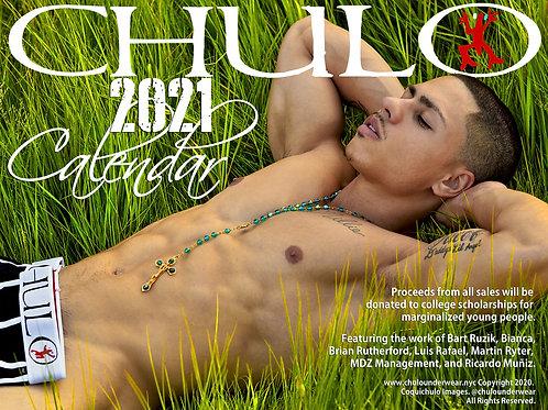 CHULO 2021 Charity Calendar