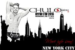 CHULO Underwear FW 2016 Feb 17 promo by RMuniz