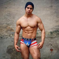 CHULO Underwear featuring Carlos by Ricardo Muniz 001.jpg