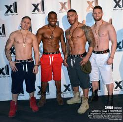 XL Lounge CHULO Underwear Charity Fashion Show 003