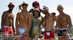 CHULO Underwear Fashion Show at ACruz Christmas in July by RMuniz 006