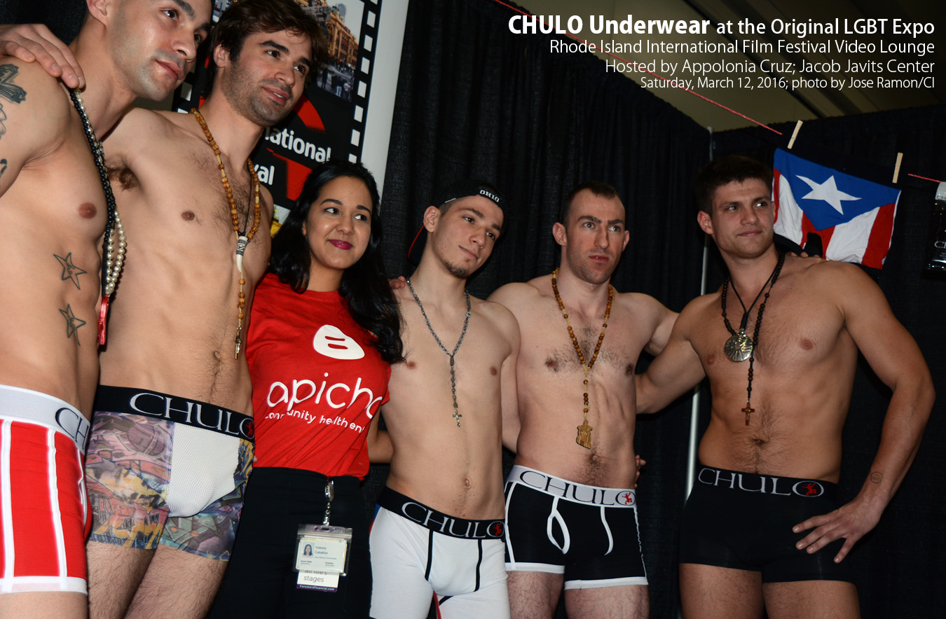 CHULO at LGBT Expo photo by Jose Ramos CI 113
