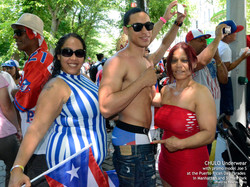 CHULO promotion at Puerto Rican parades in Manhattan & Sunset Park with Joseph by Ricardo Muniz 05