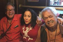 Carlos Manuel, Nancy and Miguel