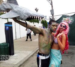 CHULO Underwear at Mermaid Parade 02