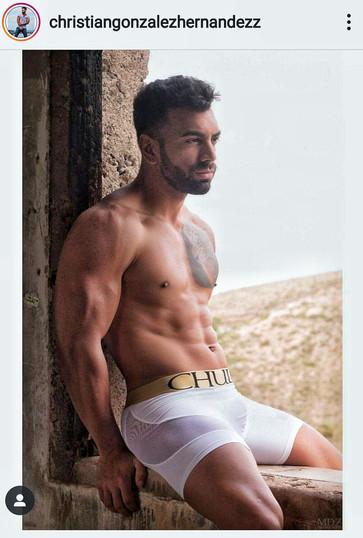 Christian Gonzalez Hernandez by Gustavo MDZ.