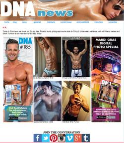 DNA promo for CHULO