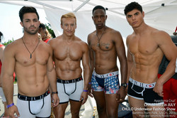 CHULO Underwear Fashion Show at ACruz Christmas in July by RMuniz 001