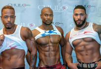 Deon, Samuel and Andres by Eddie Pabon
