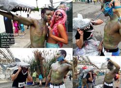 CHULO Underwear at Mermaid Parade 01