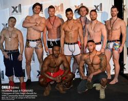 XL Lounge CHULO Underwear Charity Fashion Show 001
