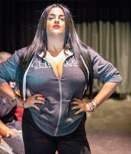 Nathalie Ramos by Eddie Pabon
