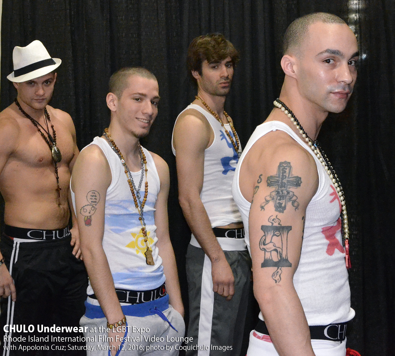 CHULO at the LGBT Expo 008