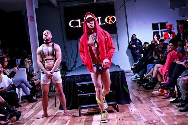 CHULO presents $EX Justin