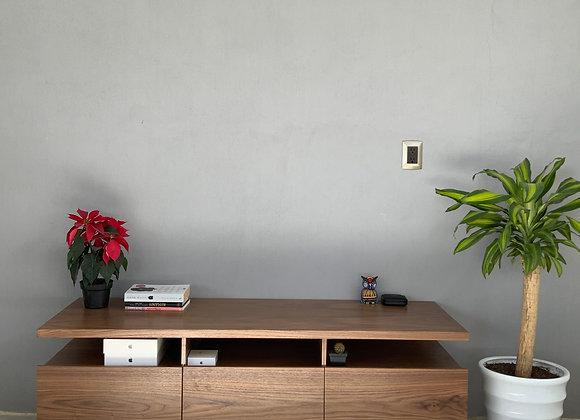 Mueble de tv Tonalá Nogal
