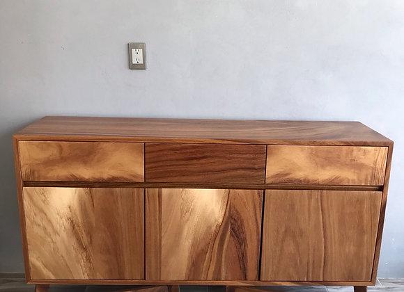 Bufetero Wood Parota