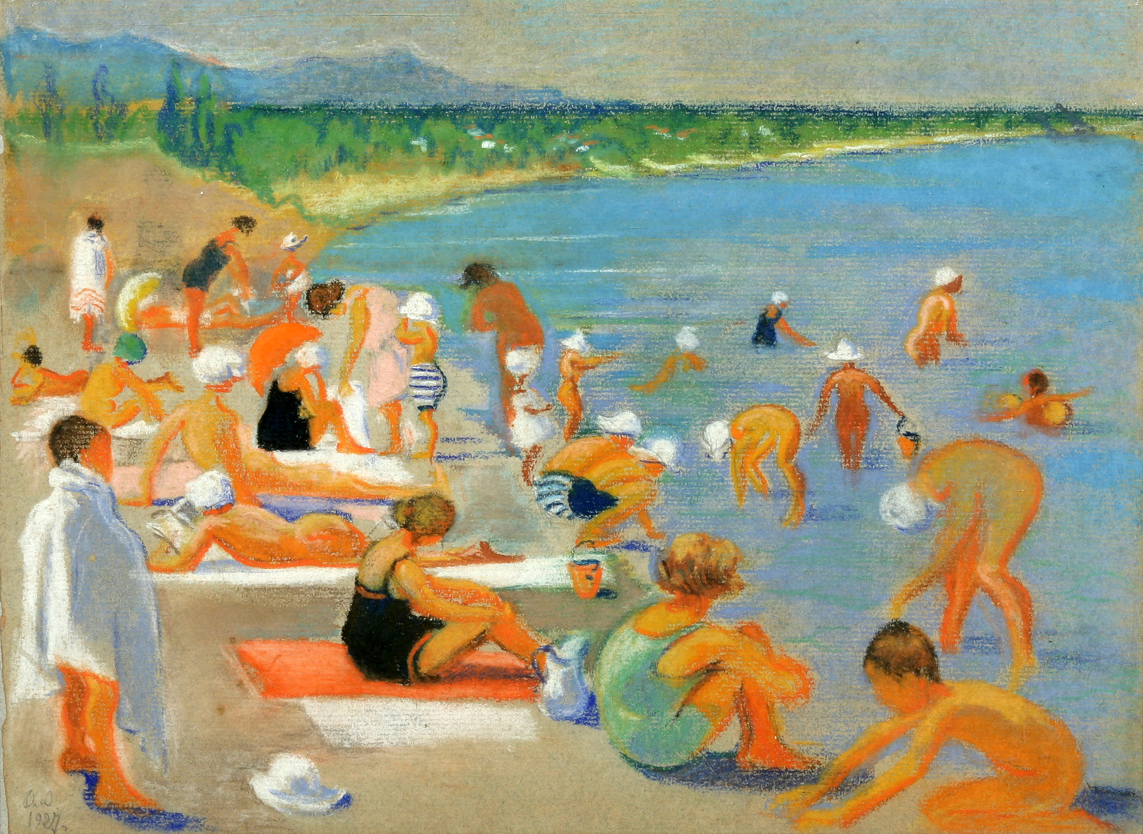 Геленджик 1927