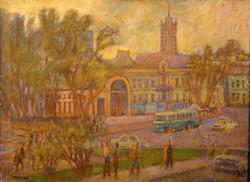 Кропоткинская площадь