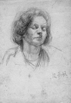 Портрет сестры Татьяны