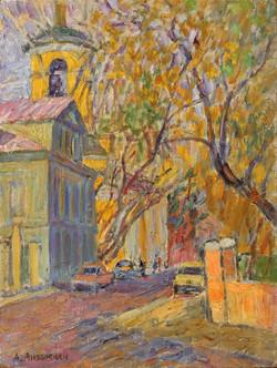 Архангельский переулок