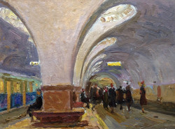 "Станция метро ""Сокол"""