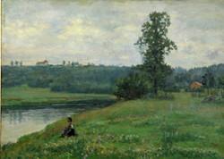 На берегу Москвареки