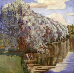 Ивы. Бородино. 1914