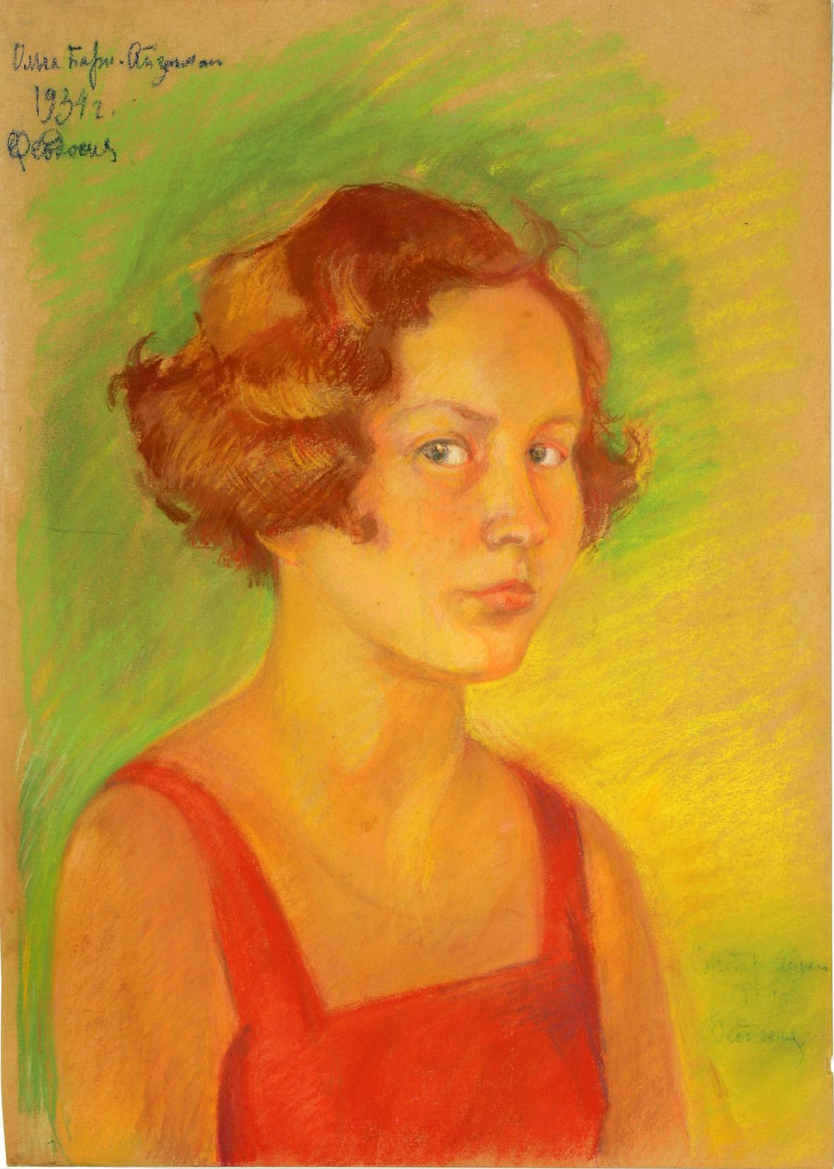 Таня 1930