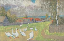 В Тарусе 1929