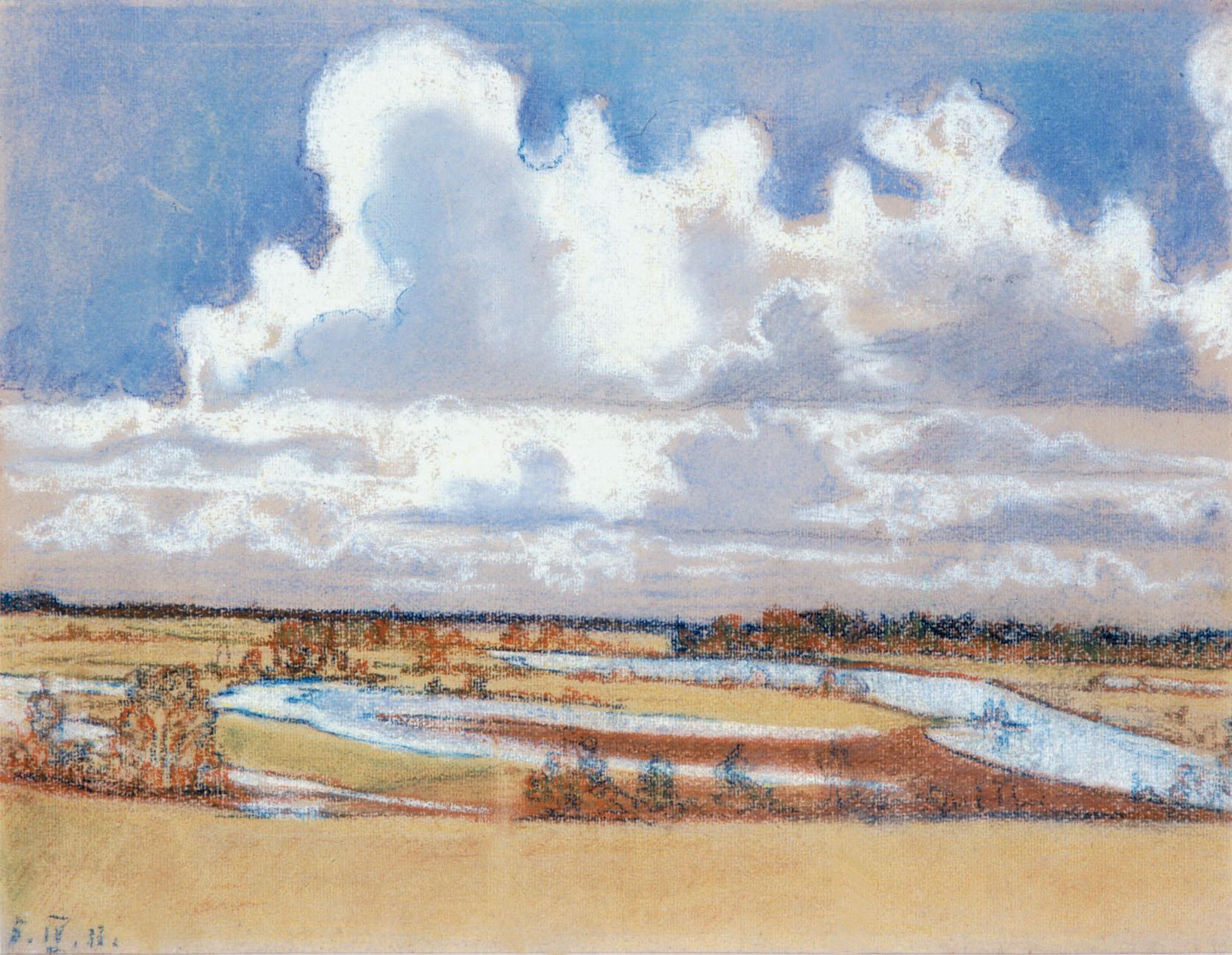 Весна. Райки. 1911