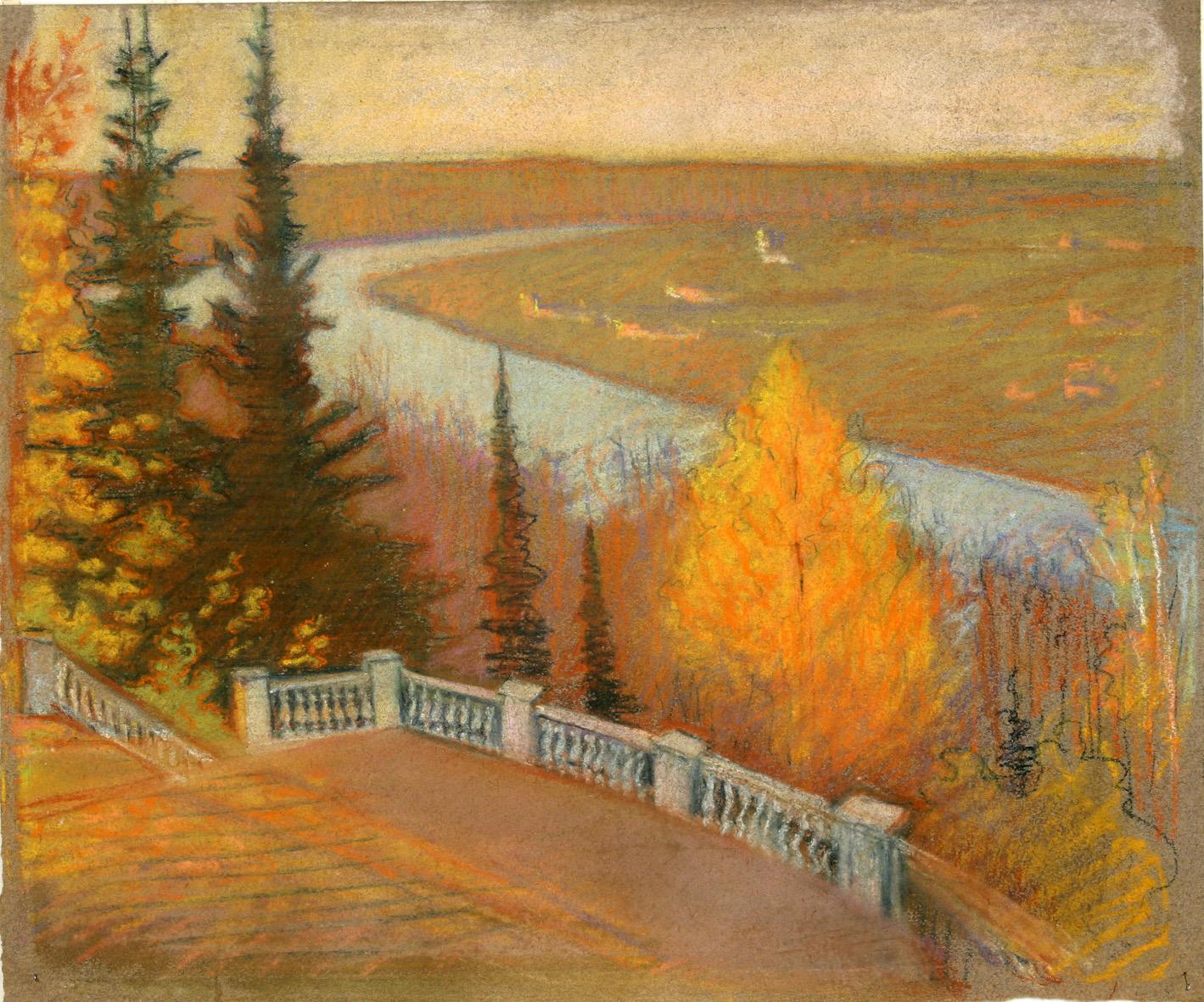 Осень в Райках