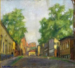 Коробейников переулок