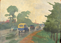 Рязанское шоссе