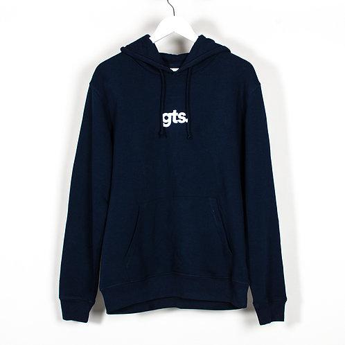 Blue GTS Hoodie Bio
