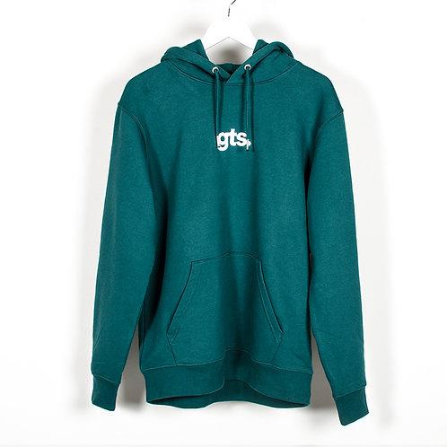 Green GTS Hoodie Bio