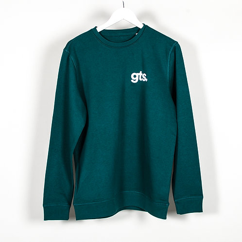 Green GTS Sweatshirt Bio